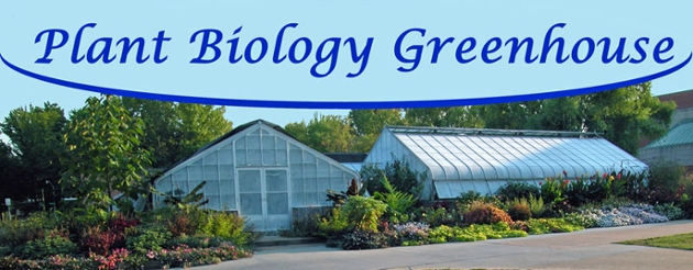 Plant Biology Greenhouse